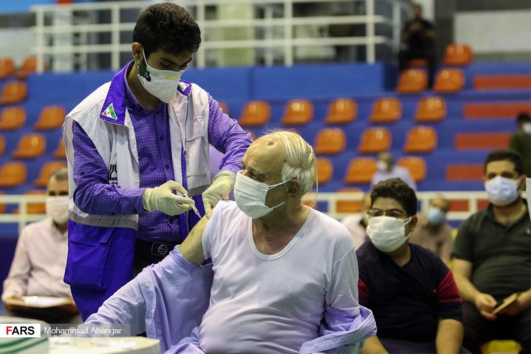 موجودی واکسن کرونا در خوزستان به پایان رسیده است