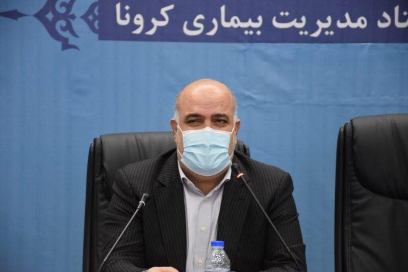 فرمانده قرارگاه عملیاتی ستاد کرونا خوزستان؛ عزم عمومی برای جلوگیری از برگزاری مراسم عید فطر در خوزستان