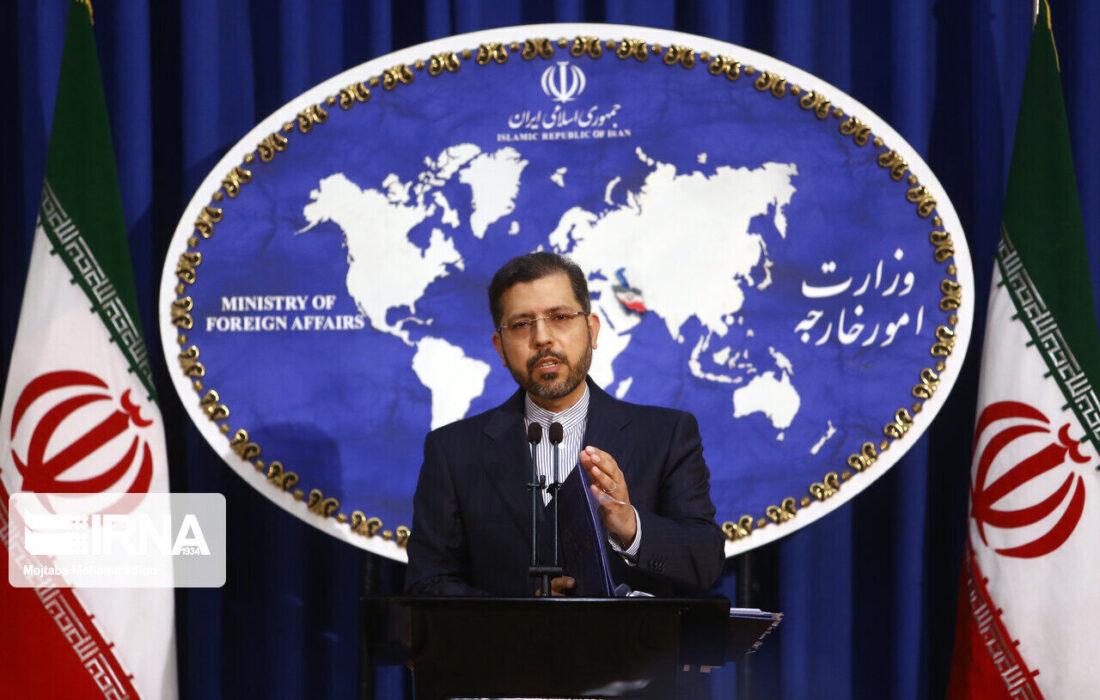 خطیبزاده: تصمیم درباره تمدید توافق با آژانس امروز اعلام میشود