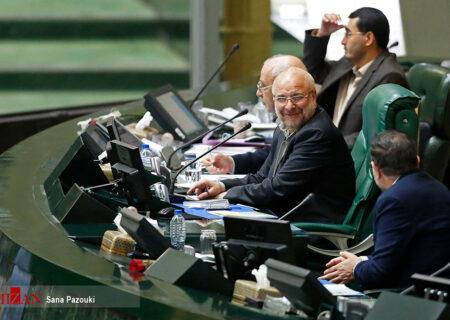 «محمدباقر قالیباف» برای دومین سال متوالی رئیس مجلس شد