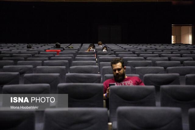 در هفته گذشته چند نفر به سینما رفتند؟