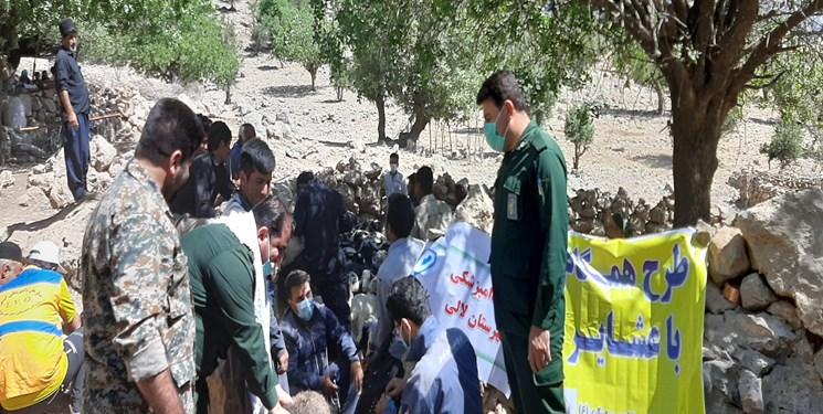 واکسیناسیون ۲۵ هزار راس دام عشایر در خوزستان