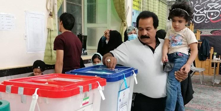 میزان مشارکت مردم اهواز در انتخابات اخیر از انتخابات نمایندگان مجلس بیشتر بود