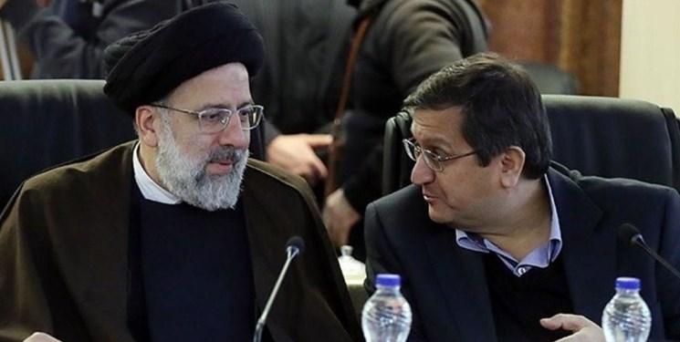 عبدالناصر همتی هم پیروزی آیتالله رئیسی را به وی تبریک گفت