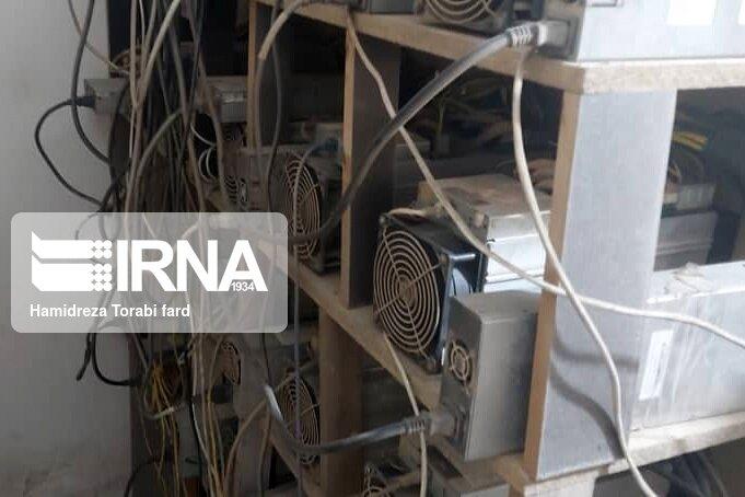 ۳۶ دستگاه استخراج ارز دیجیتال در شهرستان اهواز کشف شد