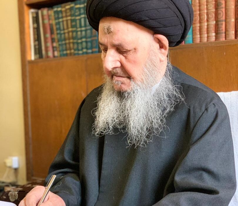 بیانیه آیت الله سید خضر موسوی  برای شرکت پرشور مردم در انتخابات