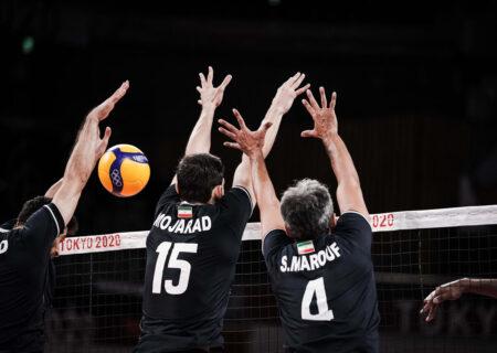 مسابقه ایران و لهستان طولانیترین بازی والیبال تاریخ المپیک شد