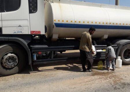 شرکت نفت مسجدسلیمان فریاد رس روستاییان تشنه مسجدسلیمان شد