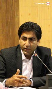 ابراهیم جعفری شهنی با ۷ رای موافق به عنوان شهردار مسجدسلیمان انتخاب شد