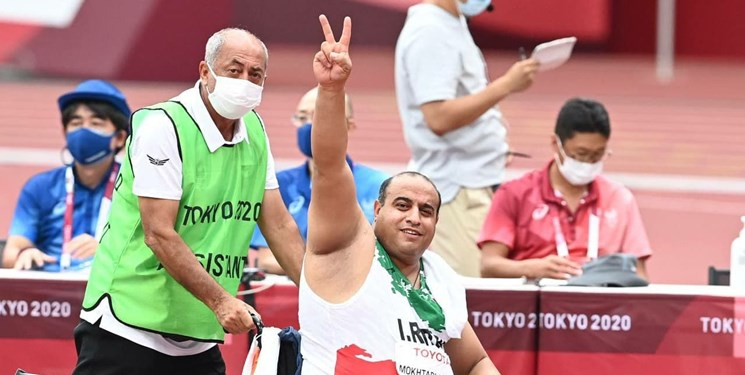 پارالمپیک توکیو  یک مدال نقره دیگر برای کاروان ایران