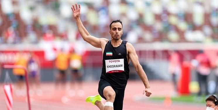پارالمپیک توکیو| پرنده ایرانی یک طلای دیگر برای ایران کسب کرد