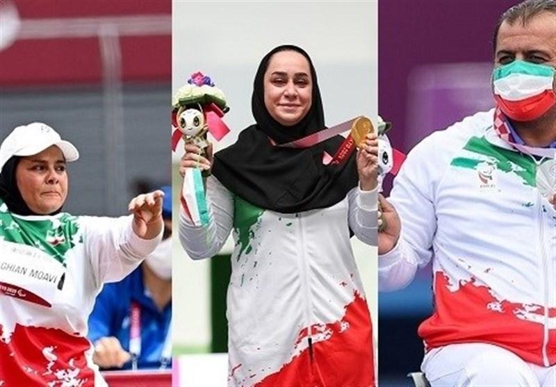 جوانمردی و متقیان با رکوردشکنی به مدال طلا رسیدند/ بیابانی در کامپوند نقرهای شد