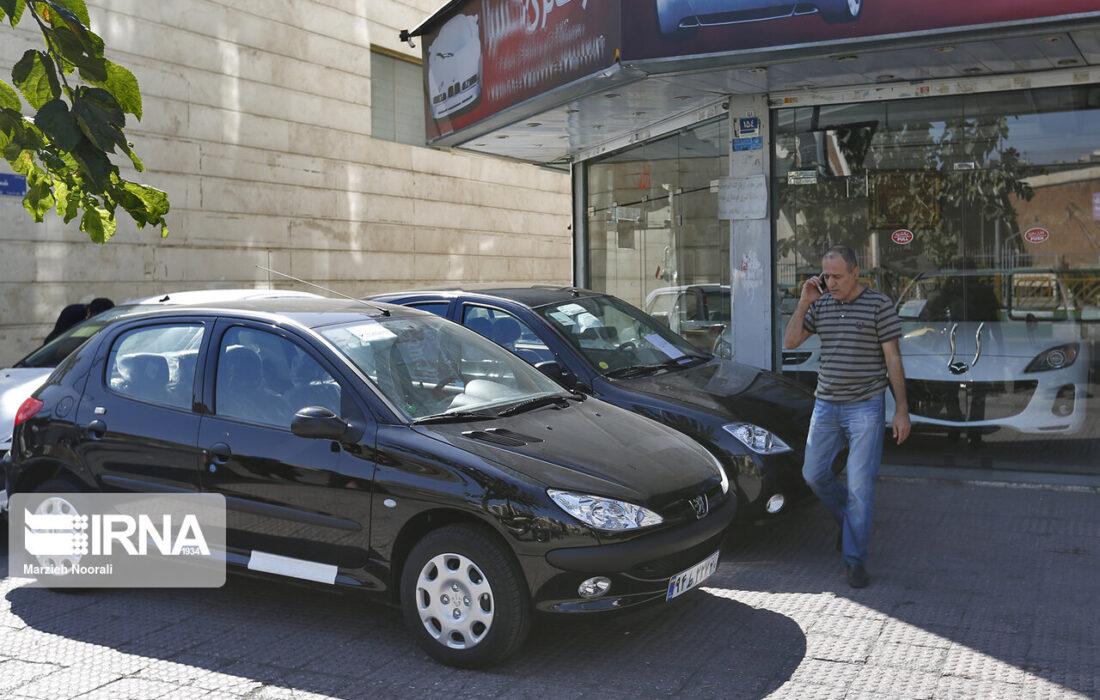 افزایش بیضابطه قیمتها در بازار راکد خودرو