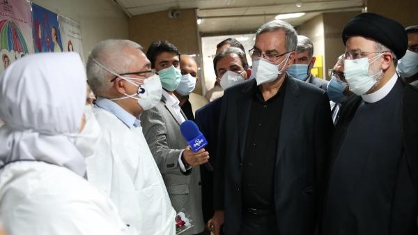 دستور آیتالله رئیسی برای رفع فوری کمبودهای بهداشتی و درمانی خوزستان