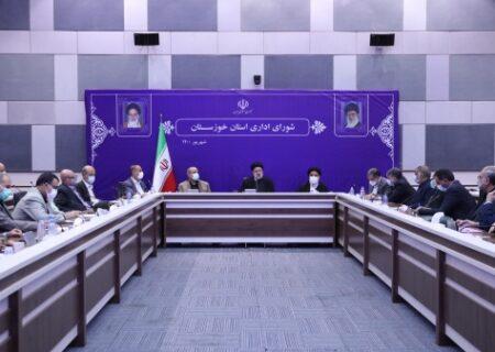 رفع مشکلات خوزستان نیازمند یک روحیه جهادی و بسیجی است