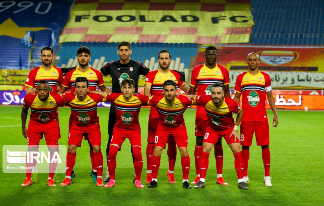 مدیرعامل جدید باشگاه فولاد خوزستان مشخص شد
