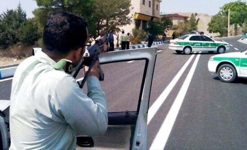 هلاکت سوداگر مرگ در درگیری مسلحانه با ماموران انتظامی در ایذه