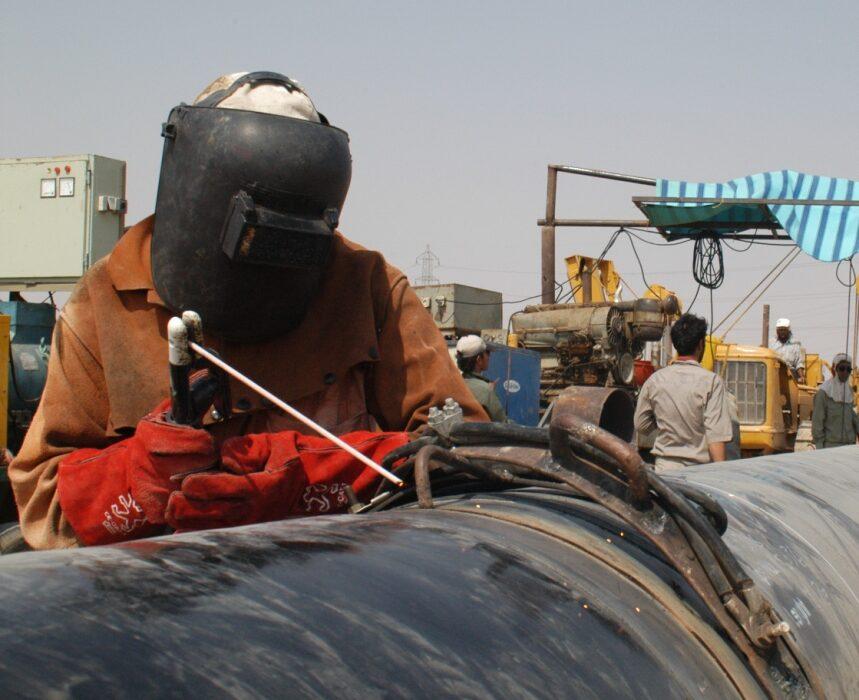 عملکرد مطلوب و روبه رشد پروژه های مهندسی گاز خوزستان در سال ١۴٠٠
