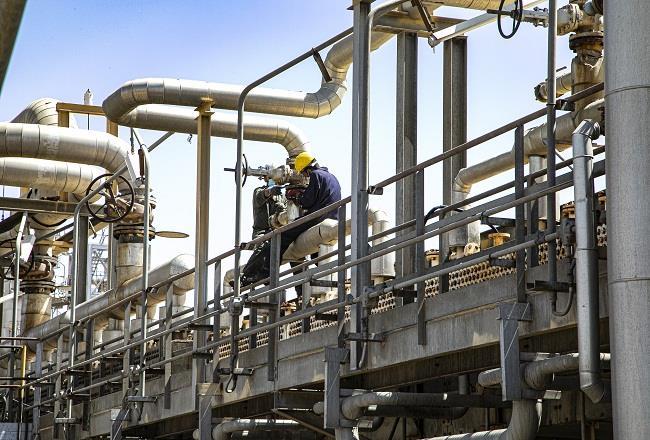 رشد عملکرد و تحقق ۸۴ درصدی بزرگترین برنامه تعمیرات اساسی صنعت نفت کشور در سال ۹۹
