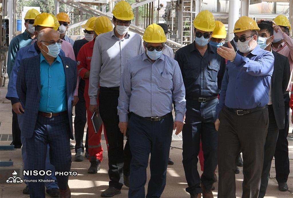 انتقال ۲۸ میلیون بشکه نفت سنتزی به پالایشگاهها توسط مناطق نفتخیز جنوب