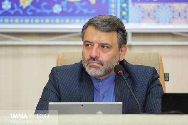 رضا امینی به عنوان شهردار اهواز انتخاب شد