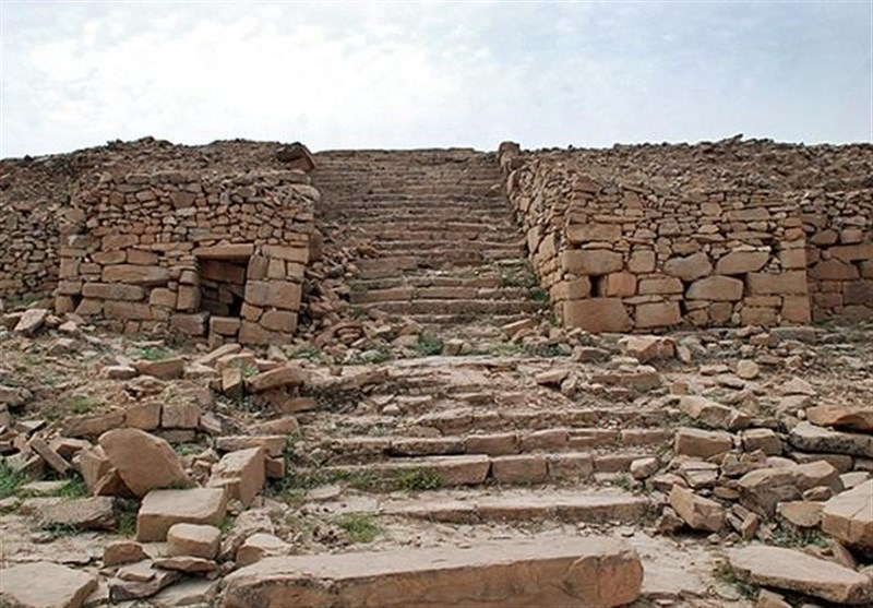 مرمت اثر باستانی «بردنشانده» مسجدسلیمان با تخصیص اعتبار ملی آغاز شد
