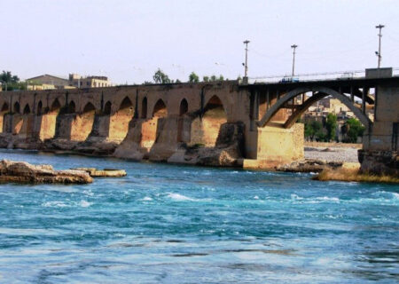منظر فرهنگی رودخانه دز ثبتملی شد