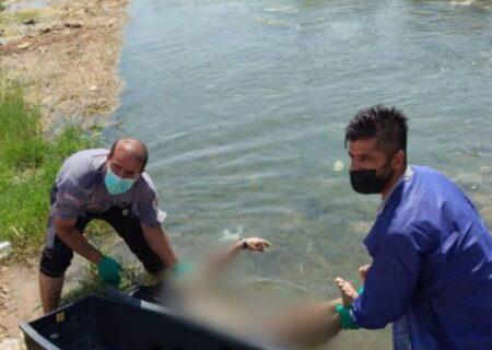 کشف جسد ۲ مرد در کانال آب سلمان فارسی اهواز