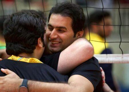 مربی پیشین والیبال ایران درگذشت
