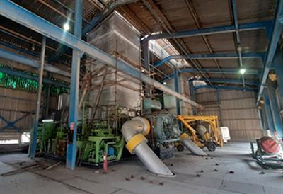 پایداری انتقال گاز با تعمیرات اگزاست توربین های تأسیسات شهید مصطفوی در منطقه یک عملیات انتقال گاز