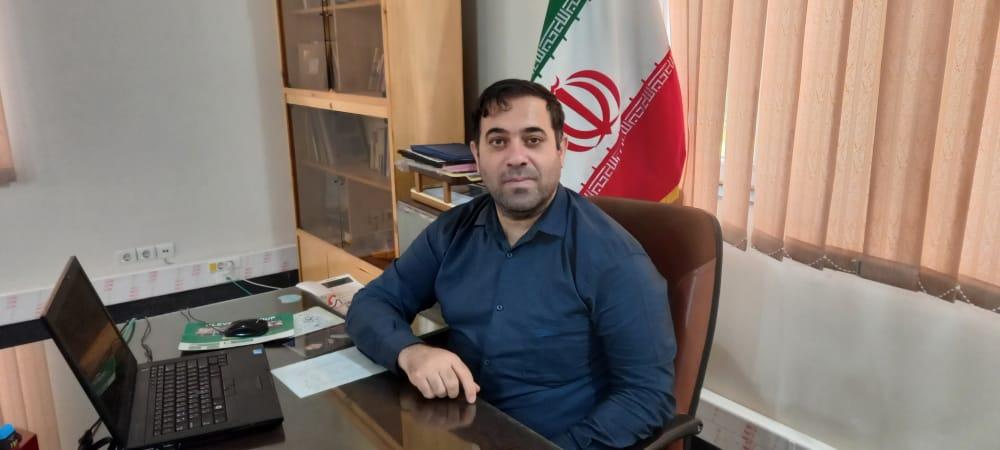 داوود سلیمانی بعنوان سرپرست روابط عمومی نیروگاه رامین اهواز منصوب شد