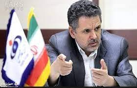 جلیل سالاری مدیر عامل شرکت ملی پالایش و پخش فرآوردههای نفتی ایران شد