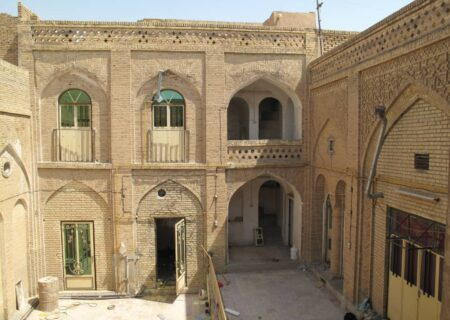 شکستگیهای شبکه آب و فاضلاب و آسیب به بناهای تاریخی شوشتر