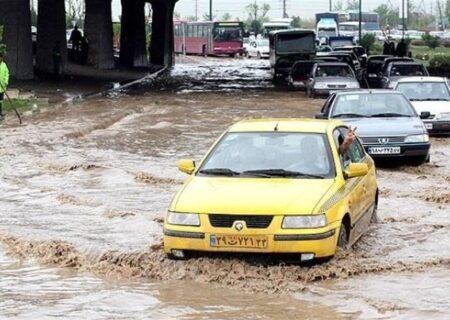 هواشناسی ایران ۱۴۰۰/۰۸/۰۴ تشدید فعالیت سامانه بارشی با ورود موج جدید سرما/ هشدار سیلاب در ۱۱ استان