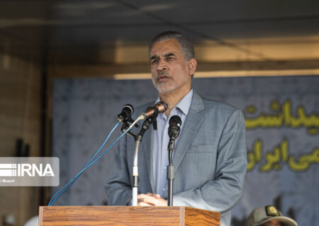 مشروح سخنرانی استاندار خوزستان در صبحگاه مشترک یگانهای نیروی انتظامی