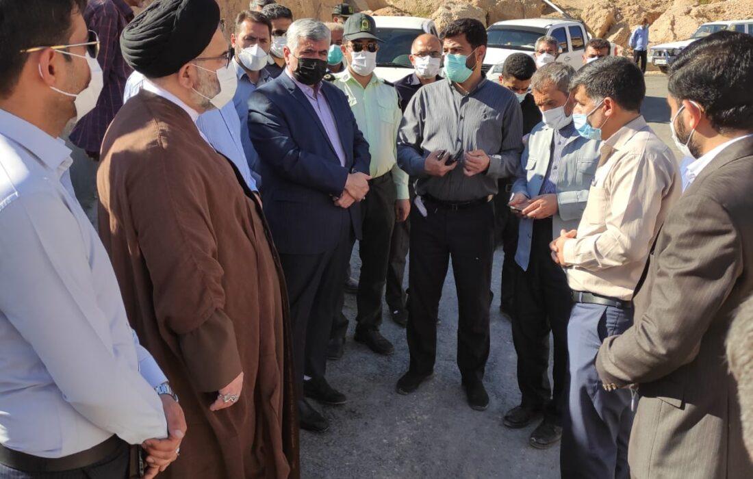بازدید دکتر علیرضا ورناصری از برخی روستاهای حوزه انتخابیه